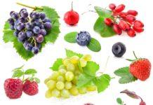 10 top fruits for beautiful skln